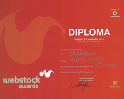 Webstock Award for StartEvo